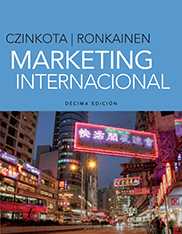 Portada de Marketing Internacional