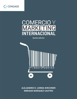 Portada de Comercio y marketing internacional
