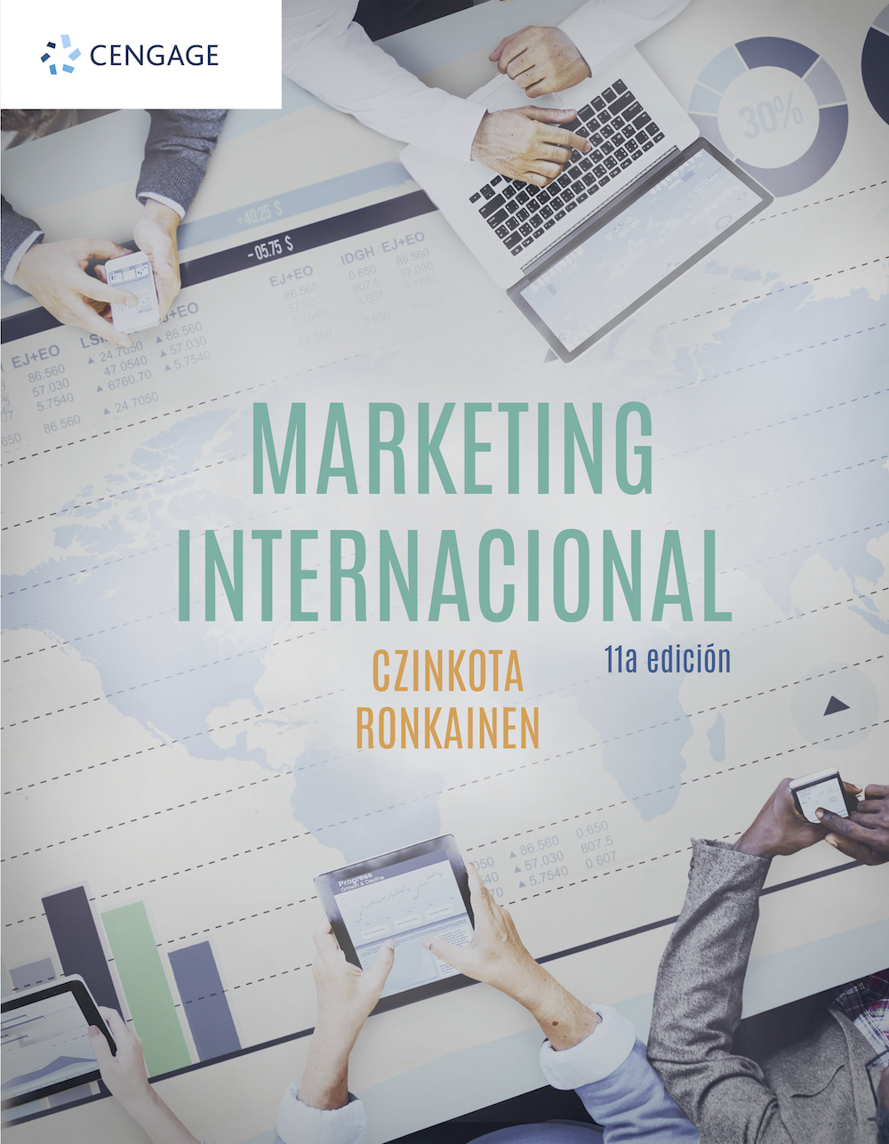 Marketing Internacional, portada